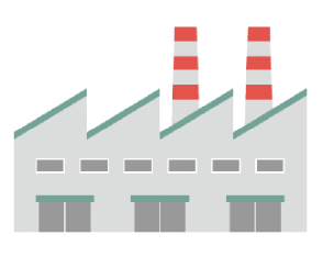 OA下貼シート施工事例1